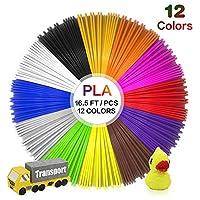 JAMIEWIN 3D Pen - Talkable 3D Doodler Printing Pen for Kids 3 Bouns Refills