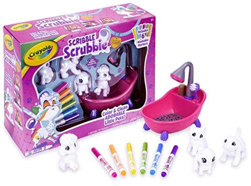 Mes animaux à colorier, Crayola