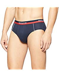 Fruit of the Loom Men's Solid Cotton Brief