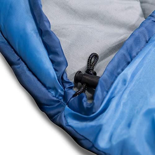 2ad11cb2ce453 Dream Express blu di Outdoorer – il sacco a pelo per bambini