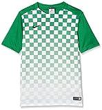Nike Kinder Jersey Precision III, Green/White, M