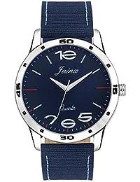 Jainx Captain Blue Dial Analog Watch For Men & Boys - JM270