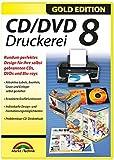 CD/DVD Druckerei 8 - CD/DVD und Blu-ray Covers gestalten - F�r Windows 10 / 8.1 / 8 / 7 Bild