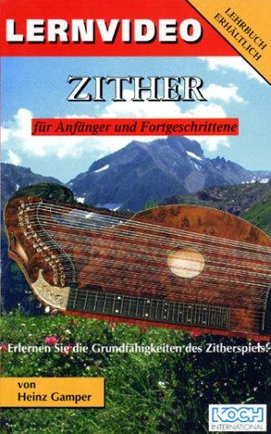 Heinz Gamper - Lernvideo - Zither für Anfänger [VHS]