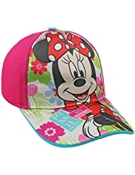 Minnie 2200000249 - Gorra Basic para niños, color rosa, talla única