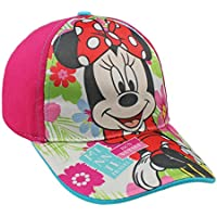 Minnie 2200000249 - Gorra Basic para niños, Color Rosa, Talla única