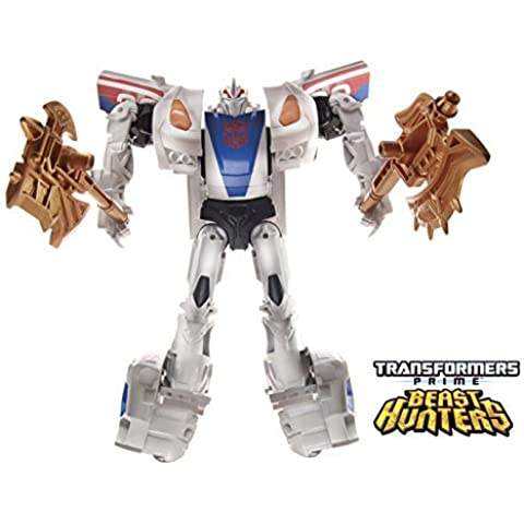 Transformers Prime - Beast Hunters - Deluxe - Smokescreen Autobot by Transformers
