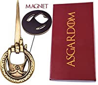 """Hand of the King Bottle Opener Merchandise Gift – Cool Fan Game Item In Red """"Lannister""""..."""