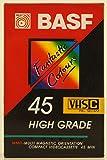 BASF EC-45 MMO Fantastic Colours VHS-C Camcorder Video Kassette NEU OVP