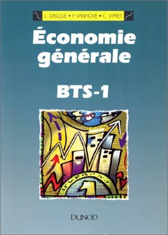 Economie générale : BTS 1