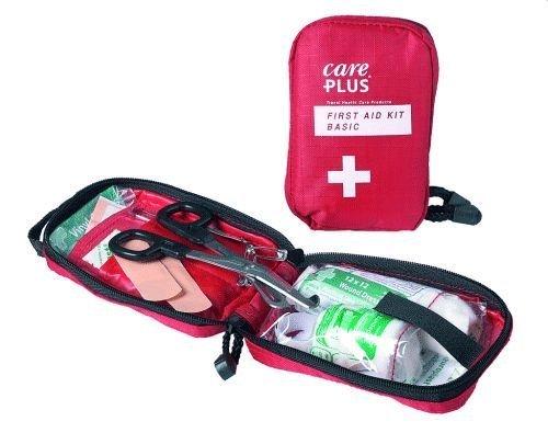 Care Plus Tropicare First Aid Kit Basic - Erste Hilfe Set mit Grundausstattung