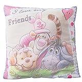 Winnie Puuh - Kinder Kissen Dekokissen Pooh & seine Freunde