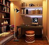 CJK2H Moderne minimalistische Stehlampe für Büro Wohnzimmer Lesesaal dekorative Leselampe