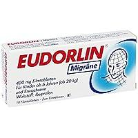EUDORLIN Migräne 10 stk preisvergleich bei billige-tabletten.eu