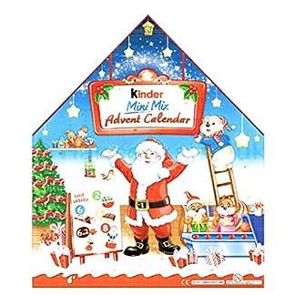 Kinder Navidad Maxi Mix Calendario de Adviento, 351 gr