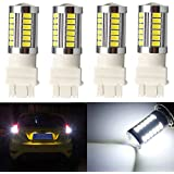 katur 43157304730573155563033-smd Blanc 900lumens 8000K Super Bright LED Tour Signal Stop Tail ampoule lampe 12V 3,6W
