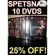 Hand to Hand Combat DVDs - Russian Martial Arts Training - 10 DVD set - Street Self-Defense Instructional Videos