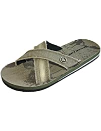 c7b9704bc729d4 Dunlop DMP565 Men s Boy s Slip On Flip Flops Sandal Beach Pool Shoes Size 6  - 11