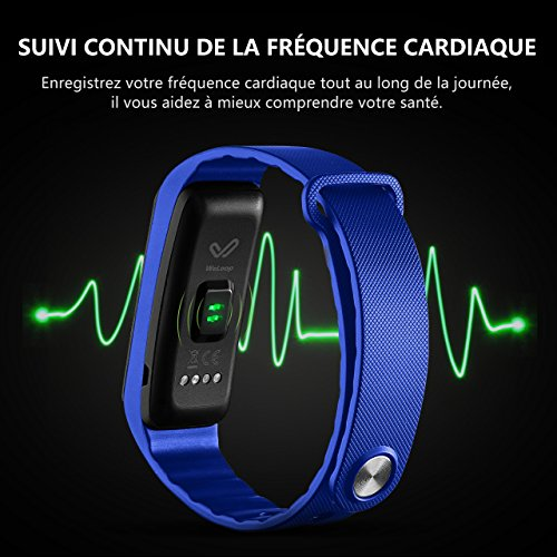 omorc fitness tracker podom tre bracelet d 39 activit etanche intelligent podom tre sant smart. Black Bedroom Furniture Sets. Home Design Ideas