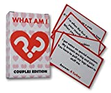 WHAT AM I ? Game - Valentines Day Gift for Him / Her / Anniversary / Boyfriend Girlfriend Love Present