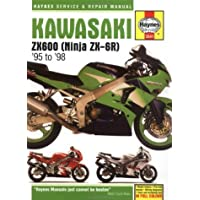 Kawasaki ZX-6R Ninja Fours (1995-98) Service and Repair Manual (Haynes Service and Repair Manuals)