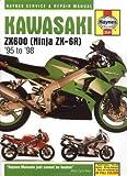 Haynes Kawasaki Zx-6R Ninja: Service and Repair Manual (Haynes Service & Repair Manuals)