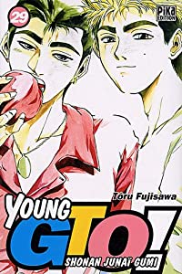Young GTO Edition simple Tome 29