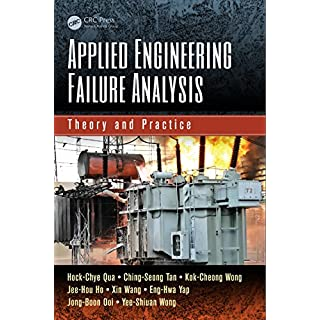 Applied Engineering Failure Analysis: Theory and Practice (English Edition)