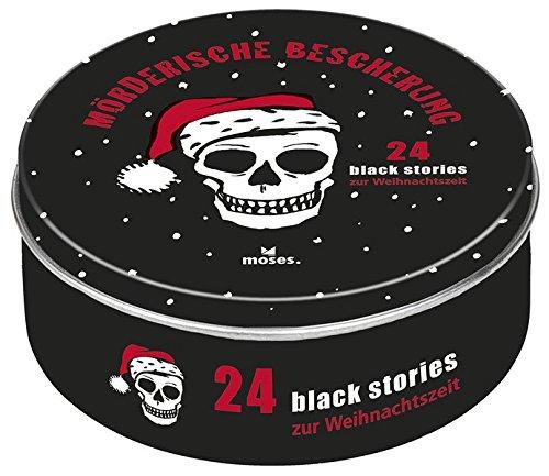 moses black stories Mörderische Bescherung Adventskalender