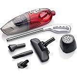 Cyclonic Vacuum With HEPA Filter, 80W Vacuum Household Vacuum Cleaner Portable Vacuum Cleaner
