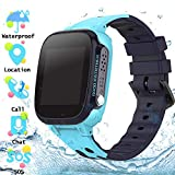 Reloj Inteligente para Niños, Smartwatch Telefono IP67 Impermeable...