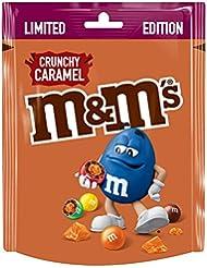 M&M's Limited Edition Crunchy Caramel, 109 g