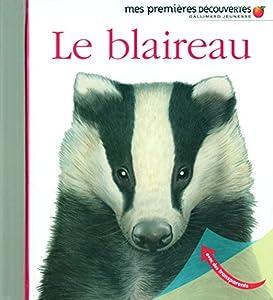 """Afficher """"Le blaireau"""""""