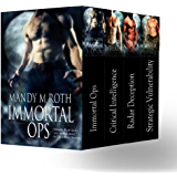 Immortal Ops Box Set Books 1-4 (Shifter Romances) (English Edition)