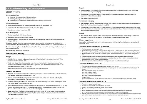 AQA KS3 Science Teacher Guide Part 2 (AQA KS3 Science)