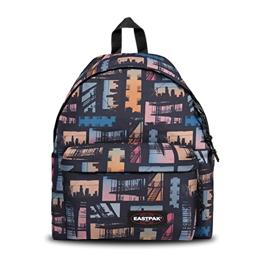 Eastpak Padded PAK'R Sac à Dos Enfants, 40 cm, 24 liters, Multicolore (Sundowntown)