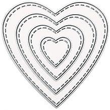 Suchergebnis auf Amazon.de für: Stanzschablone Herz: Bürobedarf ...