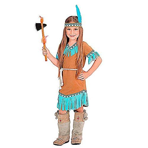 Widmann 06655 Kinderkostüm Indianer, (Und Cowboy Indianer Kostüme)