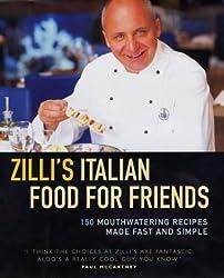Zilli's Italian Food for Friends