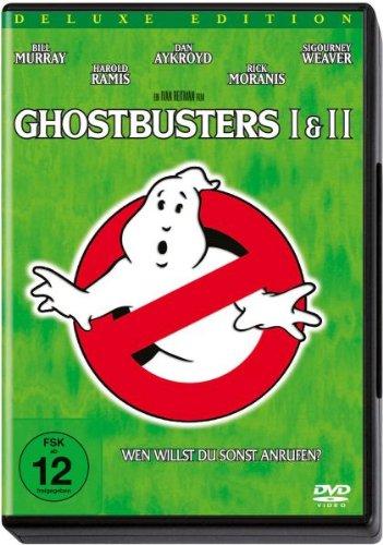 Bild von Ghostbusters I & II [Deluxe Edition] [2 DVDs]