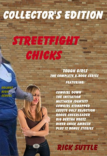 free kindle book Streetfight Chicks:  Collector's Edition