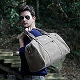 Troop London Classic TRP0364 Travel Holdal / Gym Bag (Brown)