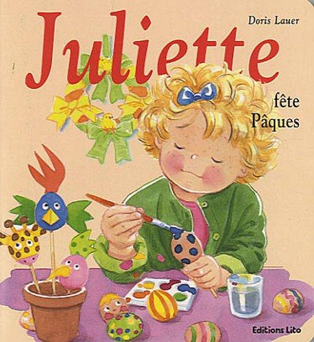 Mini Juliette fête Pâques - Dès 2 ans