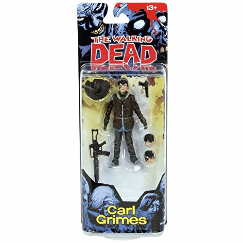 ic Series 4 Carl Grimes Action Figure ()