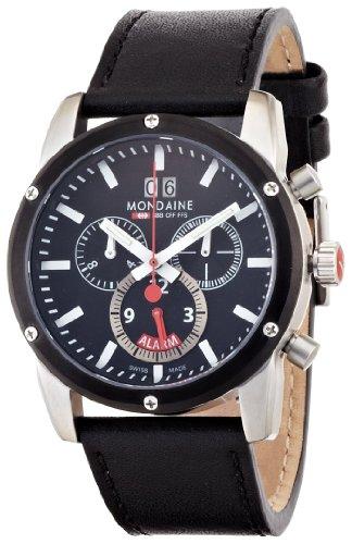 Mondaine - A692.30338.14SBB - Montre Homme - Quartz - Bracelet Cuir