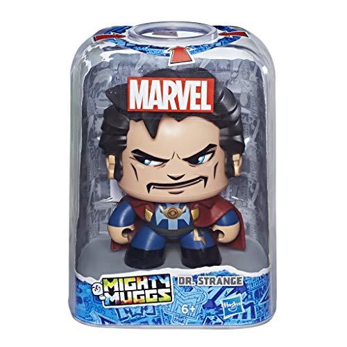 Marvel Classic- Mighty Muggs Figura Coleccionable de Marvel, Dr Strange, (Hasbro E2198EU4)