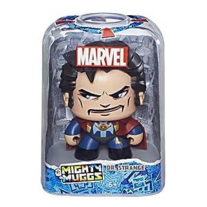 Marvel Classic- Mighty Muggs Figura Coleccionable de Marvel, Dr Strange, Multicolor (Hasbro E2198EU4)