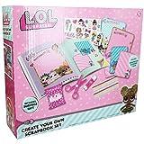 L.O.L. Surprise!- Album recortables de LOL Surprise, Multicolor, única (New Import 1)