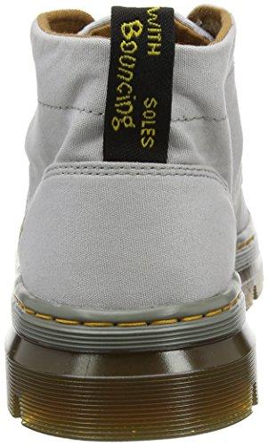 Dr.Martens Womens Bonny Extra Tough Nylon Boots Grey (Mid Grey Canvas)