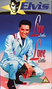 Live A Little, Love A Little [VHS]